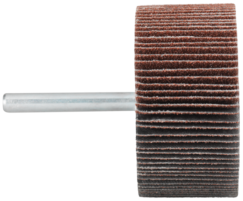 10er Pack Tyrolit Vliesstifte für Stahl Edelstahl und Nichteisenmetalle